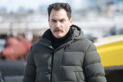 Michael Stuhlbarg as Sy Feltz in FX's Fargo.