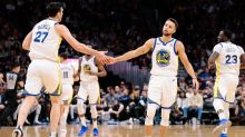 Warriors' stars will compete at 'highest level' in 2020-21, Zaza says