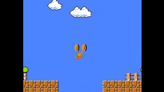 Video: An impressively unimpressive completion of Super Mario Bros.