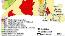 Desert Gold Completes over 230 Holes at SMSZ Project Totaling 16,400 Metres - 82% of Planned Program Completed