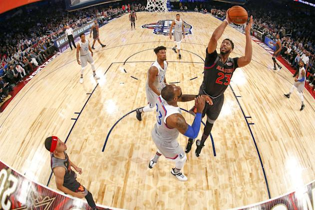The NBA hopes VR will expand its audience