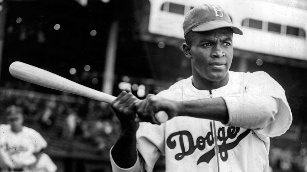 Jackie Robinson's story includes not just baseball, but the back of the bus