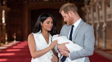Meghan shares new photo of baby Archie to celebrate Mother's Day