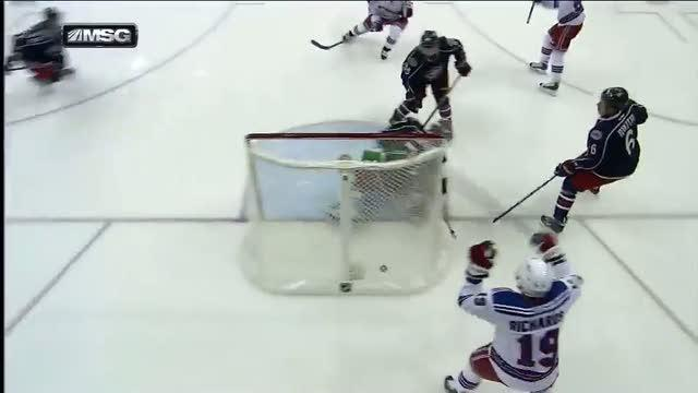 Letestu scores on his own net