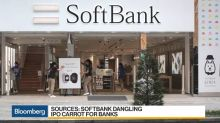 SoftBank Is Said to Seek Loans From Banks Pitching for Big IPO