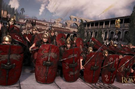 Just try and guess Total War: Rome 2's first revealed faction