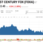 Disney gains and Fox slips as details of the expected asset sale emerge (DIS, FOXA)