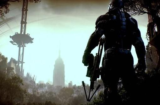 Head down to the swamps of New York City with Crysis 3's first gameplay trailer