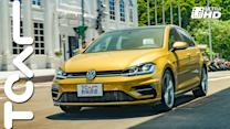 內外升級 犀利依舊 Volkswagen The new Golf 280 TSI R-Line 新車試駕 - TCAR