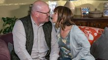 Emmerdale viewers split on Paddy and Rhona reunion