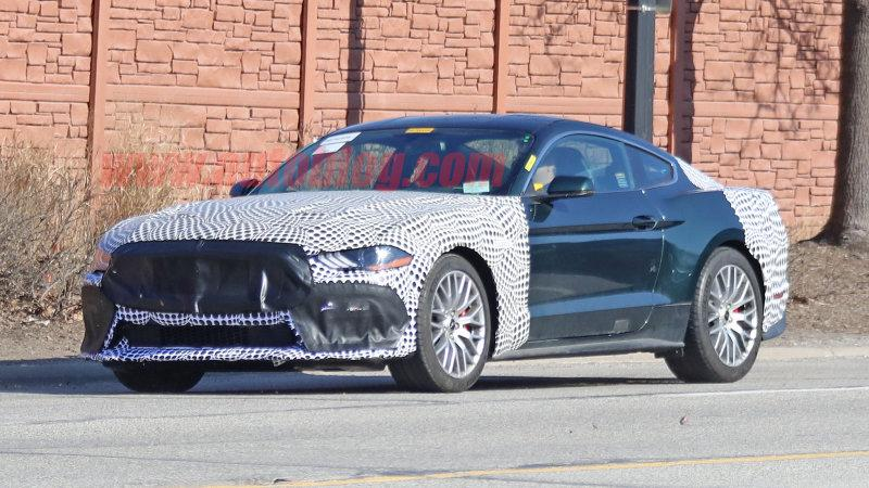 2021 Ford Mustang VIN decoder suggests Mach 1 is in ...