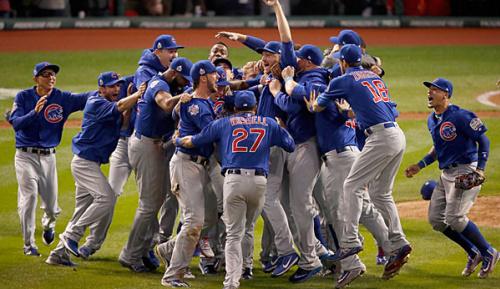 MLB: Cubs erhalten 1908 Meisterringe - 108 Edelsteine pro Stück