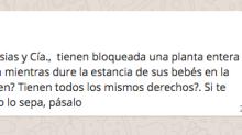 """Un bulo asegura que han cerrado una """"planta entera"""" del hospital para Montero, Iglesias y sus bebés"""