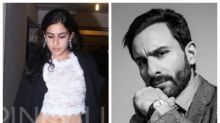 "EXCLUSIVE: ""I am very happy she is working with Karan Johar, he is brilliant with newcomers"": Saif confirms daughter Sara's debut"