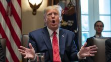 Trump turns 'very routine' physical into attack on media