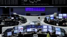 European shares mark fourth week of gains; Ericsson shines