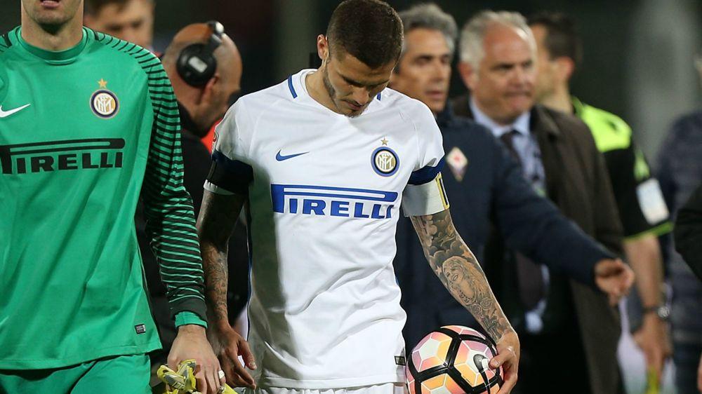 "Inter Milan, Icardi : ""Notre équipe mérite d'aller en Ligue Europa"""