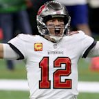 Tom Brady leads Buccaneers past Saints in the NFC divisional round