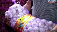 Agri Dept inspects garlic cold storage in Tondo, Manila