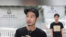 Gregory Wong admits to having mild depression