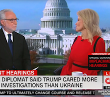 'You embarrassed yourself': Kellyanne Conway blasts CNN's Wolf Blitzer for playing George Conway clip