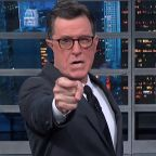 Colbert Goes Full Dirty Harry On 'Our Top Un-Intelligence Official' Trump