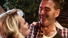 Ana Maria Braga posta foto apaixonada com o marido francês