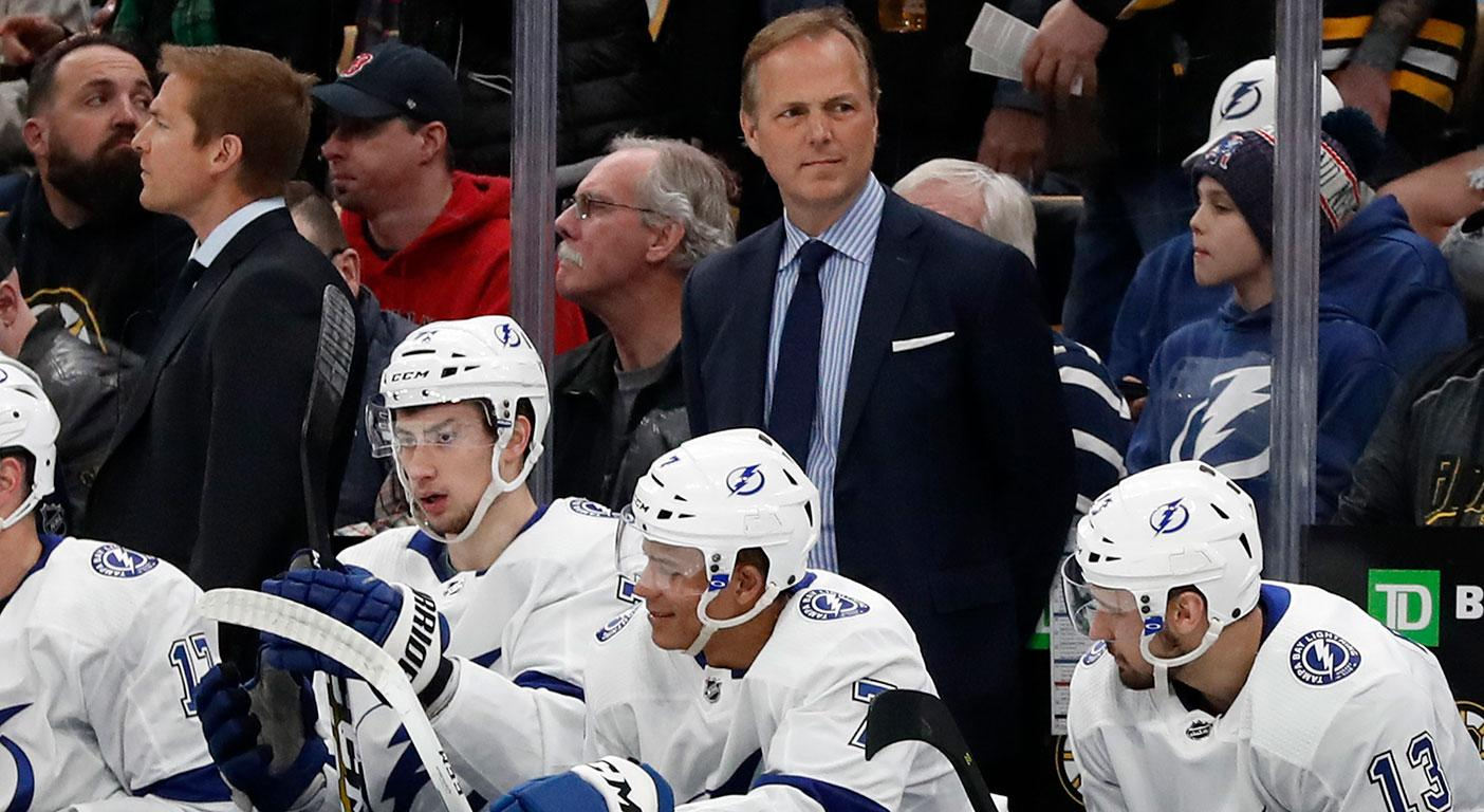 fb3f7c713 31 Takes  Jon Cooper is the right call for Jack Adams