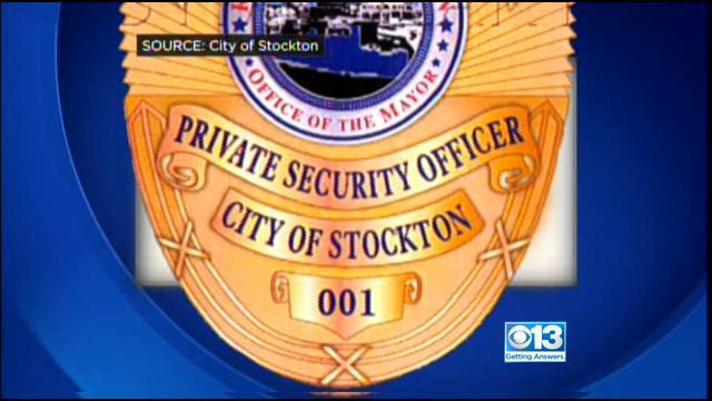 Stockton Mayor Turns Over Private Security Badges Amid Investigation