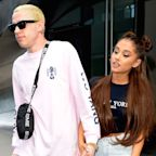 Ariana Grande Will Hyphenate Her Last Name When She Marries Pete Davidson