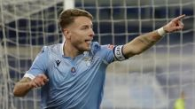 Lazio eyes Champions League after 3-0 derby win over Roma
