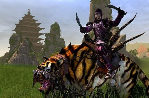 Age of Conan: Rise of the Godslayer mounts up on May 11
