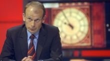 BBC's Andrew Marr 'out of action' after he reveals his father has died