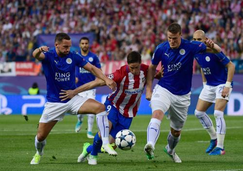 Atletico vs Leicester