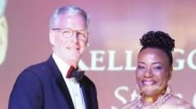 The King Center Honors Kellogg Company with Salute to Greatness Award