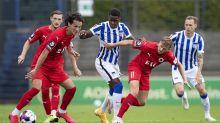 Hertha BSC: Rückkehrer Redan steht bei Hertha BSC vor einer Kraftprobe