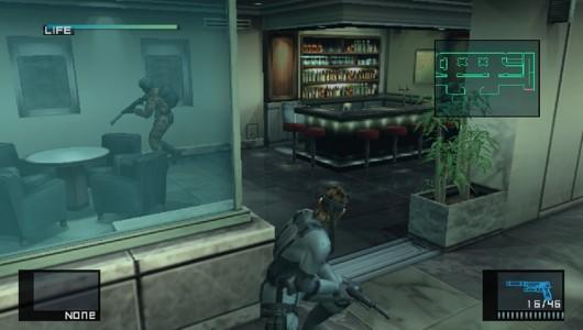 Armature Studio assisting with Metal Gear Solid: HD Edition on Vita