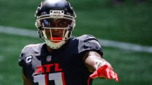 Julio Jones goes for record against Trevon Diggs