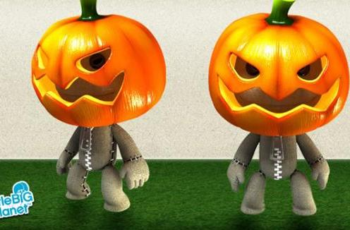 Pumpkin Head mask returning to LBP in time for Halloween