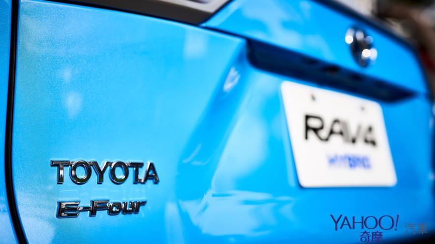 休旅王者霸氣回歸!第5代Toyota Rav4汽油/油電正式登台92.5萬起! - 6