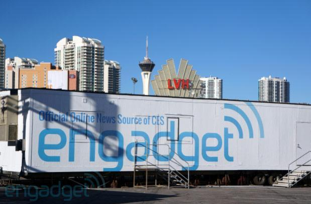 We're live from CES 2013 in Las Vegas!
