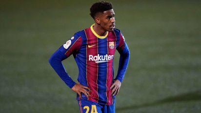 Las 3 opciones del Barcelona para suplir a Junior Firpo