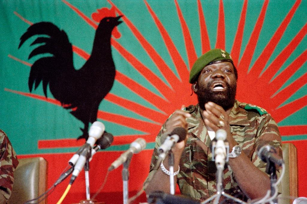 Savimbi was killed 17 years ago