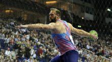 Leichtathletik: Harting beißt sich trotz Verletzung zur Heim-EM