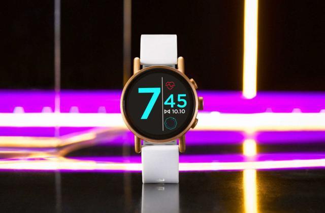 Misfit's Vapor X smartwatch boasts longer battery life and Spotify