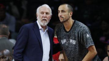 Duncan steps up after Manu turned down Spurs