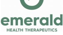 Emerald Health Therapeutics Licenses New Proprietary Cannabis Dried Flower Format Patent for use in United States