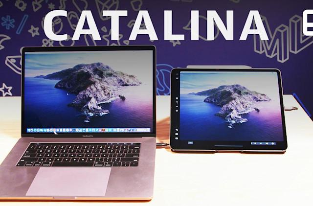 macOS Catalina first look: Sidecar, Project Catalyst and Voice Control