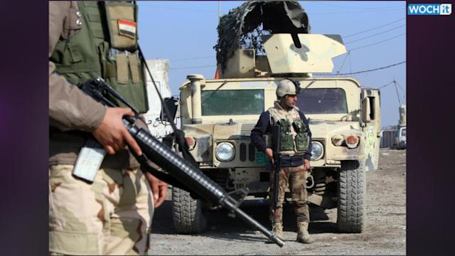 Al-Qaida Asks Iraqis In Embattled City For Support