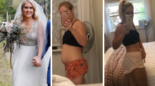 MAFS star Lauren's insane 10kg weight loss